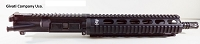 10.5 inch upper receiver assembly $525