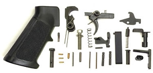 Made In Usa Ar 15 milspec Lower parts kit-standard complete