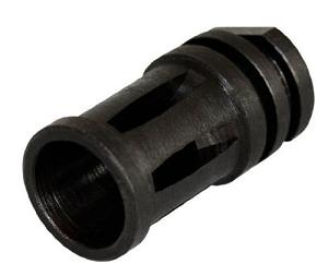 Bird cage flash hider