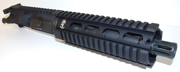 Ar 15 7 5 Upper Receiver Free Float 5 56 With Bcg And Ch