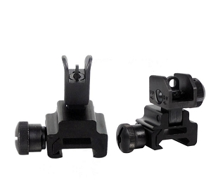 Aimtrax flip up sight combo