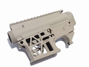 80% FDE skeleton lower and upper receiver