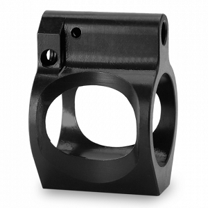Ar 15 Adjustable .750 gas block steel