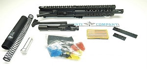 Ar-15 223 wylde Upper receiver assembly