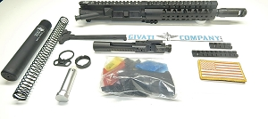 Ar-15/m4 223/5.56 Rifle kit for sale kit with keymod