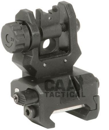 CAA FRS Flip-Up Rear Sight